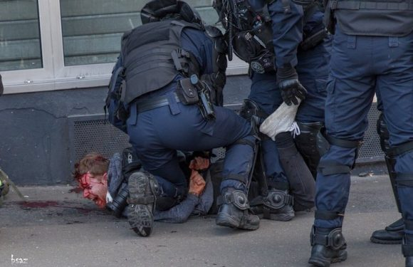 France – state violence: when does democracy cease to exist?