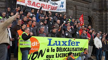Urgence Sanitaire : Il faut nationaliser Luxfer-Gerzat et Famar-Lyon – Par Eric Juillot