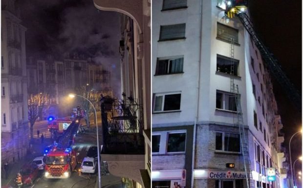 Strasbourg : 5 morts dans l'incendie criminel d'un immeuble, 2 suspects arrêtés puis relâchés. « Il y avait des trafics » (MàJ)