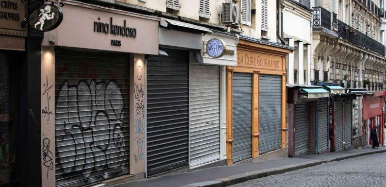 Coronavirus : le gouvernement va créer un fonds de soutien pour les petits commerçants