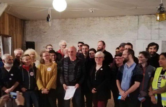 Municipales à Bordeaux : Philippe Poutou présente son programme et sa liste
