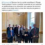 Coronavirus : qui fait partie du «conseil scientifique», la nouvelle boussole de l'Etat ?