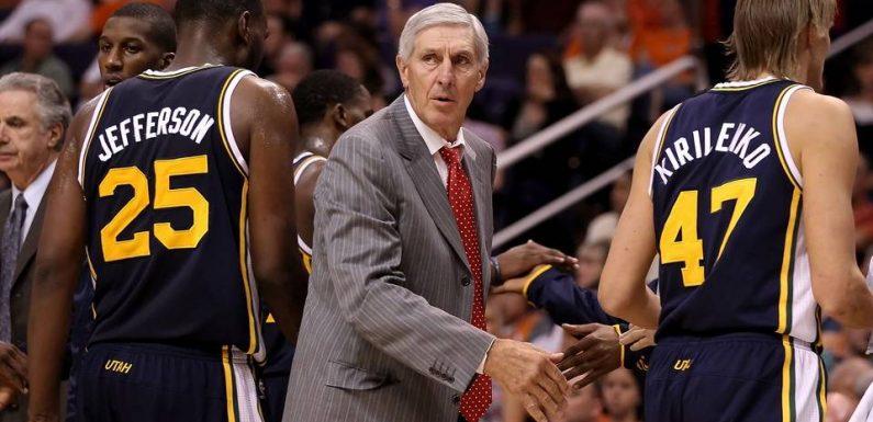Jerry Sloan, coach des Utah Jazz battus deux fois par Jordan en finale NBA, est mort