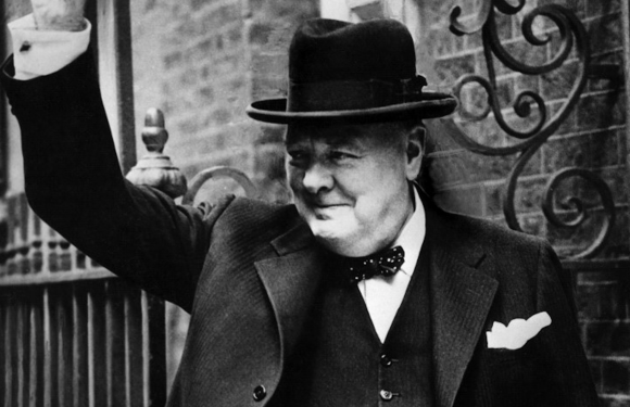 La photo disparue de Churchill sur Google interroge