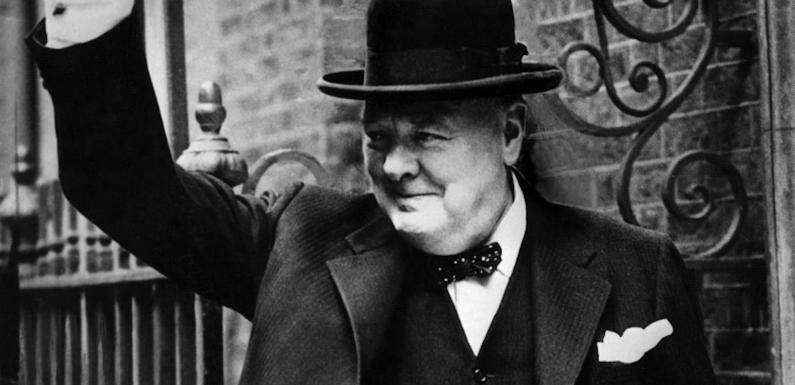 La photo disparue de Churchill sur Google interroge