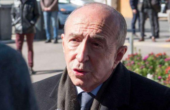 Gérard Collomb et sa femme harcelés par les paparazzi : un complot ?
