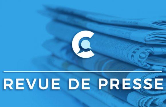 Revue de presse du 07/06/2020