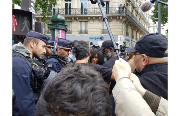 Société Violences policières : des incidents lors de la manifestation à Paris