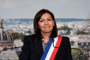 """Anne Hidalgo parmi les """"100 personnes les plus influentes"""" du Time en 2020"""