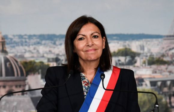 Anne Hidalgo parmi les «100 personnes les plus influentes» du Time en 2020
