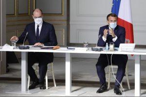 Sondage Match de l'exécutif : Castex dévisse, Macron se stabilise