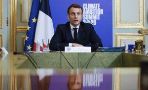 """""""Monsieur le président de la République, que reste-t-il de vos ambitions en matière écologique ?"""""""