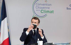 L'écologie doit être «acceptable» par les Français, affirme Macron devant la Convention climat